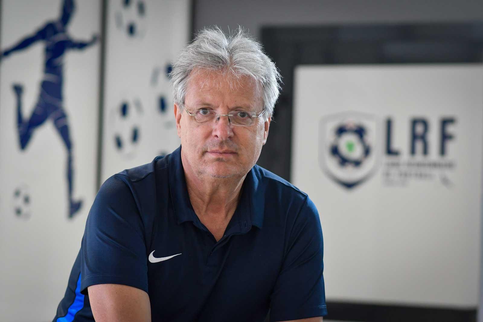 Jean-Marc Nobilo au Paris FC   Gadiamb.re   Actualités sportives